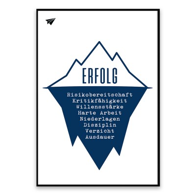 Erfolg - Poster