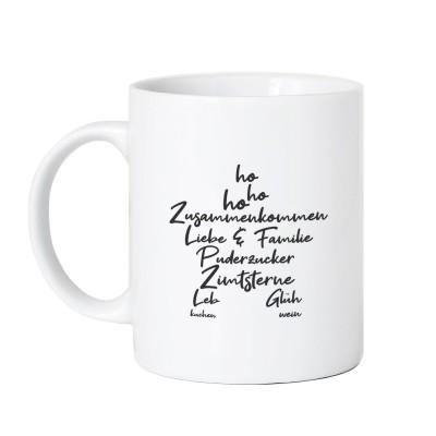 Zusammenkommen - Tasse Lieblingsmensch