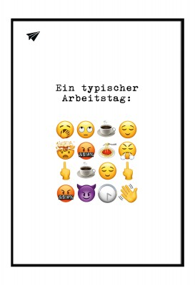 Arbeitstag - Poster