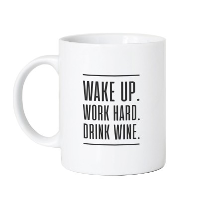 Wake up - Lieblingskollegen Tasse