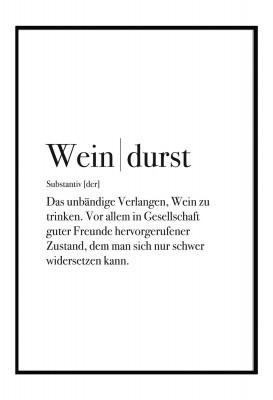 Weindurst - VS'' Poster