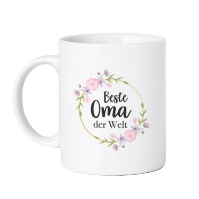 Beste Oma der Welt - Geschenk für Oma