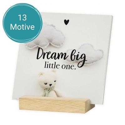 Geschenk zur Geburt - Deko fürs Kinderzimmer