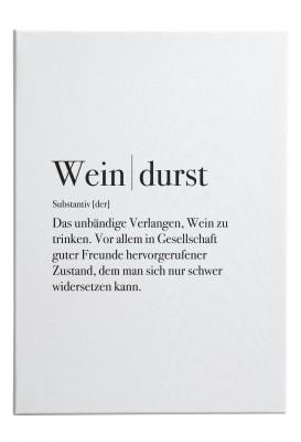 Weindurst - Wandbild