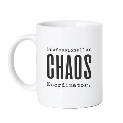 Professioneller Chaos Koordinator - Lieblingskollegen Tasse