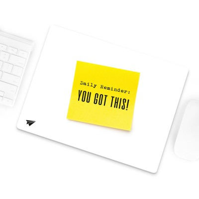 You got this! - Mousepad