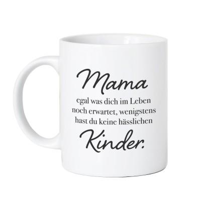 Tasse Vorderseite - Mama