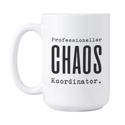 Professioneller Chaos Koordinator - Lieblingskollegen Jumbotasse