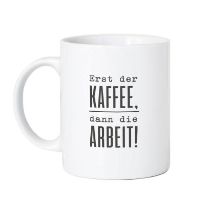Erst der Kaffee - Lieblingskollegen Tasse